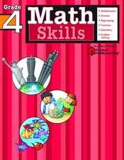 Math Skills, Grade 4
