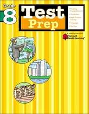 Test Prep, Grade 8