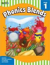 Phonics Blends:  Grade 1 (Flash Skills)