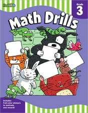 Math Drills:  Grade 3 (Flash Skills)