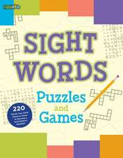 Sight Words Puzzles and Games