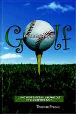 Golf for Baseball Players