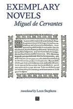 Exemplary Novels Miguel de Cervantes
