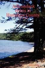 Adirondack Hikes in Hamilton County - The Book