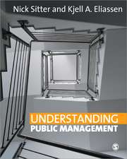 Understanding Public Management