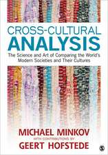 Cross-Cultural Analysis: The Science and Art of Comparing the World's Modern Societies and Their Cultures