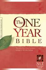 One Year Bible-Nlt