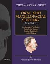 Oral and Maxillofacial Surgery: 3-Volume Set
