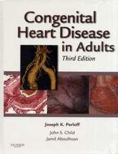 Congenital Heart Disease in Adults