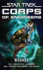 Star Trek: Corps of Engineers: Wounds