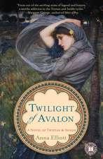 Twilight of Avalon: A Novel of Trystan & Isolde