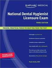 Kaplan Medical National Dental Hygienist Licensure Exam