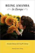 Being Amanda - In Europe:  The Frontmire Histories - Book I