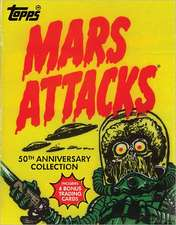 Mars Attacks [With 4 Bonus Trading Cards]:  One Man's Quest to Understand America's Dysfunctional Love Affair with Weed