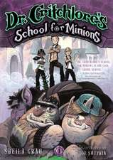 Dr. Critchlore's School for Minions