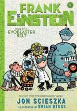 Frank Einstein and the EvoBlaster Belt (UK edition): Book Fo