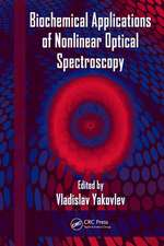 Biochemical Applications of Nonlinear Optical Spectroscopy