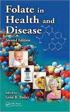 Folate in Health and Disease:  Effects on Rheological and Functional Properties