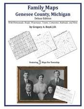 Family Maps of Genesee County, Michigan
