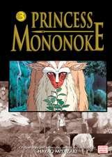 Princess Mononoke Film Comic, Vol. 3
