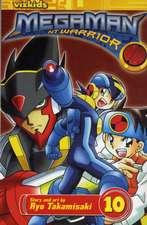 MegaMan NT Warrior, Vol. 10