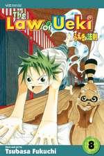 The Law of Ueki, Volume 8