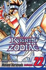 Knights of the Zodiac (Saint Seiya), Volume 22