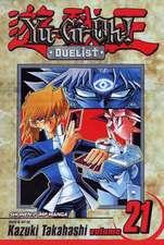 Yu-Gi-Oh!: Duelist, Vol. 21