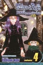 Muhyo & Roji's Bureau of Supernatural Investigation, Volume 4