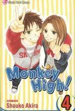 Monkey High!, Volume 4