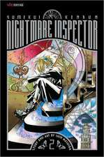 Nightmare Inspector, Volume 2:  Yumekui Kenbun