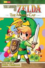 The Legend of Zelda, Vol. 8: The Minish Cap