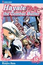 Hayate the Combat Butler, Vol. 15
