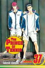 The Prince of Tennis, Vol. 37