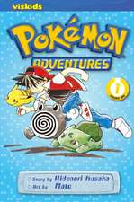 Pokémon Adventures (Red and Blue), Vol. 1