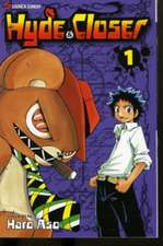 HYDE & CLOSER TP VOL 01 (C: 1-0-1)