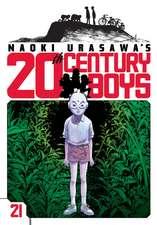 Naoki Urasawa's 20th Century Boys, Vol. 21