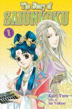 Story of Saiunkoku Volume 1