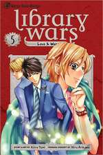 LIBRARY WARS LOVE & WAR GN VOL 05