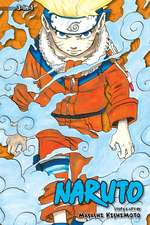 Naruto (3-in-1 Edition), Vol. 1: Includes vols. 1, 2 & 3
