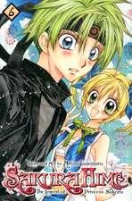 Sakura Hime: The Legend of Princess Sakura , Vol. 6