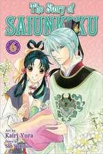 STORY OF SAIUNKOKU GN VOL 06