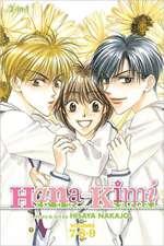 Hana Kimi (3-In-1 Edition) Volume 3
