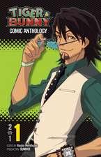 Tiger & Bunny Comic Anthology, Vol. 1