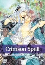 Crimson Spell Volume 4