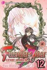 Fushigi Yûgi: Genbu Kaiden, Vol. 12