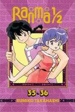 Ranma 1/2 (2-in-1 Edition), Vol. 18: Includes Vols. 35 & 36