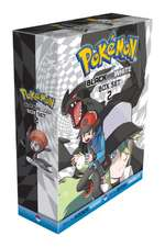 Pokemon Black and White Box Set 2: Includes Volumes 9-14