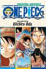 One Piece (Omnibus Edition), Vol. 12 : Includes vols. 34, 35 & 36
