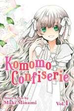 Komomo Confiserie, Vol. 1